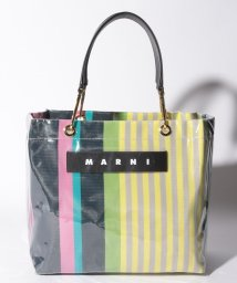MARNI/【MARNI】トートバッグ/MEDIUM SQUARE SHOPPING【PINK CANDY】/502528635