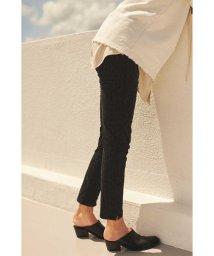 ROSE BUD/LEOPARD ZIP LEGGING PANTS/502545043