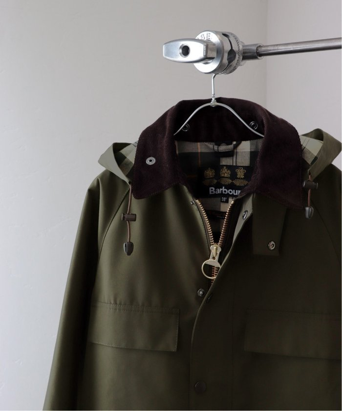 BARBOUR  / バブアー : SL OLD BEDALE WITH HOOD 2 layer