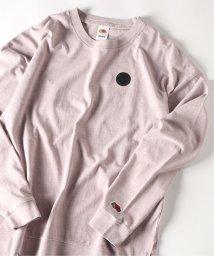 JOURNAL STANDARD relume Men's/FRUIT OF THE LOOM×relume / 別注  SLIT ロングTシャツ/502545238