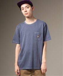 JOURNAL STANDARD relume Men's/Cloveru×relume / 別注 EMBROIDERY BUNNY-ポケットTシャツ/502545241
