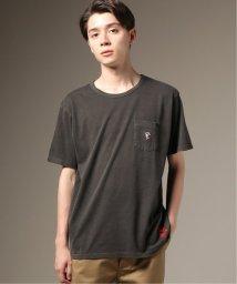 JOURNAL STANDARD relume Men's/Cloveru×relume / 別注  EMBROIDERY WOMAN-ポケットTシャツ/502545242