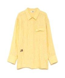 FURFUR/Tatooロゴカラーシャツ/502546344