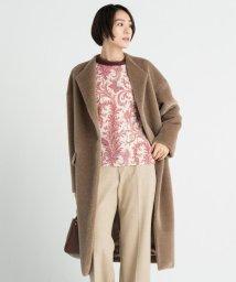 JIYU-KU /【亜希さん着用】イタリア AGNONA シャギーコート(検索番号N48)/502547880