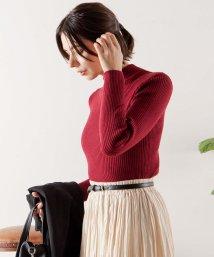 WEGO/リブハイネックセーター/502354300