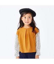 apres les cours/スカーフ袖Tシャツ/502381219