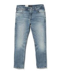 BEAMS MEN/nudie jeans / Lean Dean WORN IN GREEN/502498967