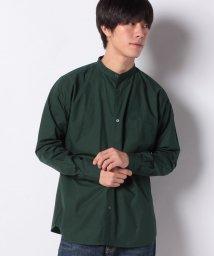 KOE/ドロップオーガニックブロードバンドカラーシャツ/502526398