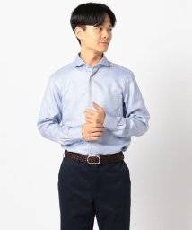 GLOSTER/ドレスカッタウェイシャツ/502532507
