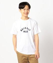 FREDYMAC/BEVERLY HILLS レタードTシャツ/502532552