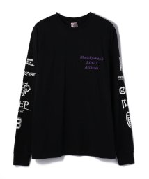 LHP/BLACKEYEPATCH/ブラックアイパッチ/LOGO ARCHIVES L/S T/502548017