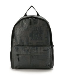 LHP/BLACKEYEPATCH/ブラックアイパッチ/LABEL BACKPACK/502548020