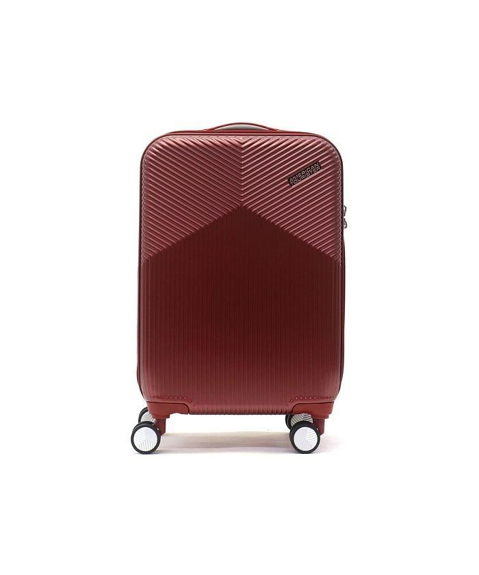 ギャレリア サムソナイト アメリカンツーリスター スーツケース AMERICAN TOURISTER Air Ride Spinner 55 36.5L DL9−001 ユニセックス バーガンディ F 【GALLERIA】