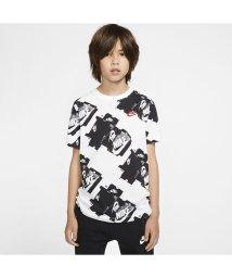 NIKE/ナイキ/キッズ/ナイキ YTH SHOEBOX AOP Tシャツ/502549279