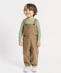 SHIPS KIDS/SHIPS KIDS:モールスキン オーバーオール(80~90cm)/502550060