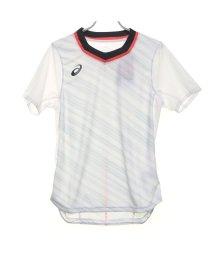 ASICS/アシックス asics バレーボール 半袖Tシャツ プラクテイスSSトップ 2053A054/502551631