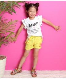 ANAP KIDS/ネオンタッセル付ショートパンツ/502399116