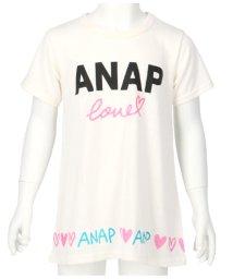 ANAP KIDS/ラメプリントチュニック/502399120