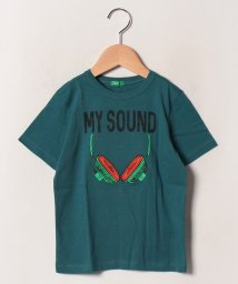 BENETTON (UNITED COLORS OF BENETTON BOYS)/アップリケ半袖Tシャツ・カットソー/502539545
