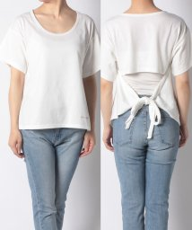 PAL OUTLET/【DaTuRa】・バックリボンT/502536259