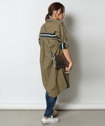 SCOTCLUB/GRANDTABLE(グランターブル) バックラインロールアップシャツ/502543061