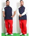 GRAND-BACK/【大きいサイズ】ルコックスポルティフ ゴルフ/le coq sportif GOLF レインウェア(上下セット)/502552931