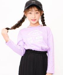 RiCO SUCRE/チョーカー風ロングTシャツ/502555074