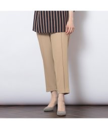 Fitme moi/2WAYストレッチツイルピンタックパンツ/502557004