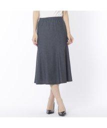 Liliane Burty ECLAT/デニム調素材のスカート/502557253