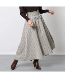 EUCLAID/ウエストシャーリングスカート【セットアップ可】/502557474