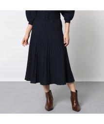 EUCLAID/ベルト付きニットスカート【セットアップ可】/502557475