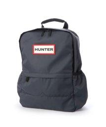 HUNTER/ハンター HUNTER ORIGINAL NYLON BACKPACK (NVY)/502557652