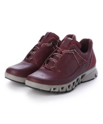ECCO/エコー ECCO Womens MULTI-VENT Outdoor Shoe (WINE)/502267072