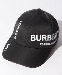 BURBERRY/【BURBERRY】ロゴキャップ/Mサイズ【BLACK】/502528633