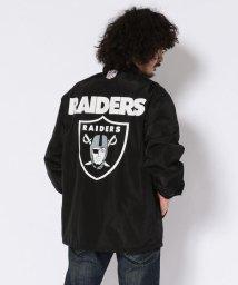 AVIREX/【×NFL】NFL コーチジャケット レイダース/NFL COACH JACKET RAIDERS/502558949