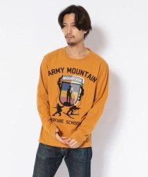 AVIREX/アーミーマウンテンスクール Tシャツ/ARMY MOUNTAIN SCHOOL T-SHIRT/502558953