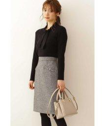 PROPORTION BODY DRESSING/ラメツイード台形スカート/502559125