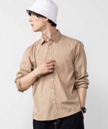 WEGO/WEGO/ストレッチブロードシャツ/502354552