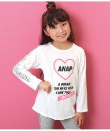 ANAP KIDS/ハートプリントチュニック/502530261