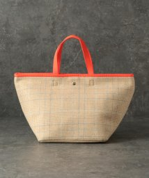 LE JOUR/【CACHELLIE】CHECK×NEON COLOR TOTE/502533681