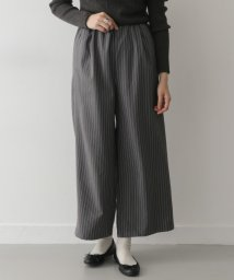 URBAN RESEARCH OUTLET/【ITEMS】ストライプワイドパンツ/502542204