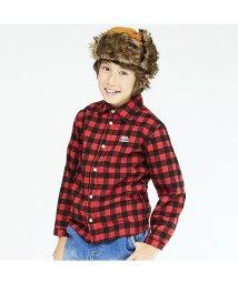 KRIFF MAYER(Kids)/チェック柄ネルシャツ(130~160cm)/502545495