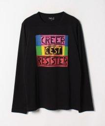 agnes b. HOMME/SCK9 TS アーティストTシャツ/502549075
