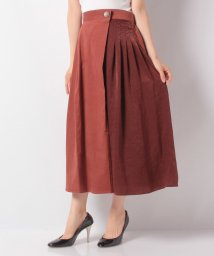 B donna/コーデュロイ切替スカート/502549667
