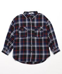 framesRayCassin/ネルチェックシャツ/502551254