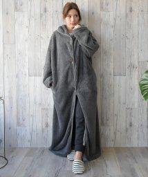 felt maglietta/モコボア着る毛布/502560989