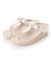 FITFLOP/フィットフロップ fitflop MINA TOE-THONGS (Platino)/502561560
