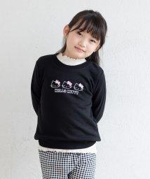 SANRIO/ハローキティ裏毛トレーナー/502562334