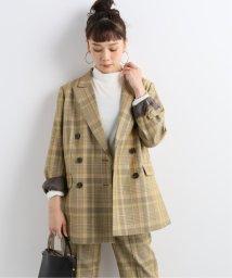 JOURNAL STANDARD/【NEU】ACE-Wチェック Wブレステッドジャケット/502562660