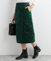 JOURNAL STANDARD/【NEU】サテンフロッキーPT Iラインスカート/502562666